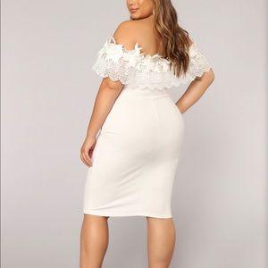 Fashion Nova Dresses - Fashion Nova Off Shoulder Dress